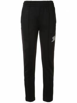 T By Alexander Wang спортивные брюки с логотипом 4CC1204019