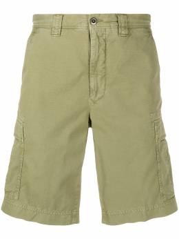 Incotex джинсовые шорты карго 10S2089695S