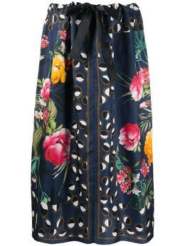 Altea юбка с цветочным принтом 2053709