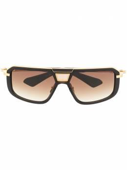 Dita Eyewear солнцезащитные очки в квадратной оправе DTS400A01