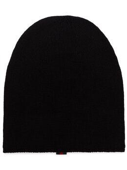 Gucci шапка бини с отделкой Web 4523984G498