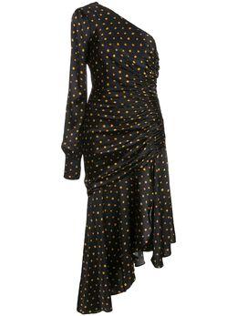 Haney платье Larsa на одно плечо SS208391