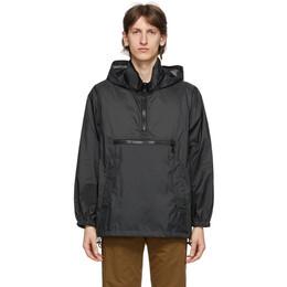 Mackintosh Black Craigie Anorak Jacket MOP5263 MO4477