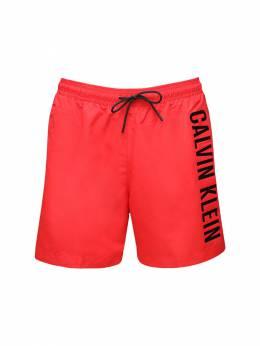 Плавательные Шорты С Принтом Calvin Klein Underwear 71IVZX031-WEJH0