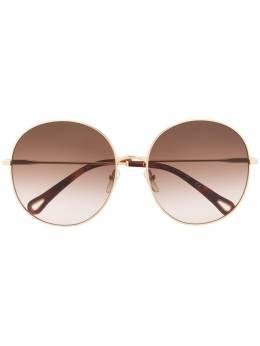 Chloe Eyewear солнцезащитные очки с градиентными стеклами CE171S