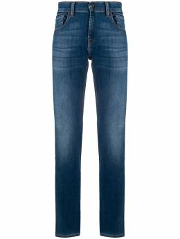 7 For All Mankind джинсы Slimmy Tapered JSMXU580MB