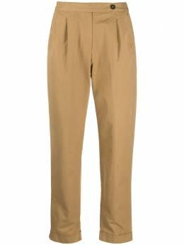 Massimo Alba брюки прямого кроя BOGAT2145