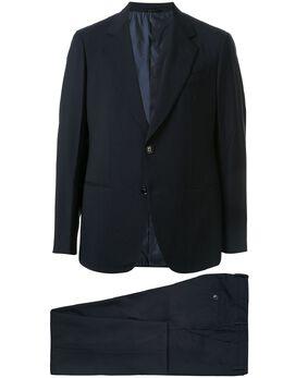 Giorgio Armani костюм-двойка с однобортным пиджаком 0SGAV01KT01L2
