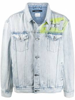 Ksubi джинсовая куртка Oh G 5000004591