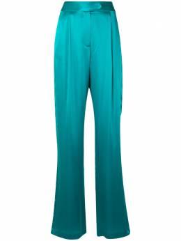 Michelle Mason брюки широкого кроя с завышенной талией M6189C