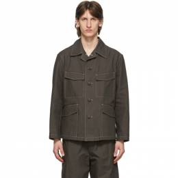 Lemaire Black Field Jacket M 201 OW154 LF439