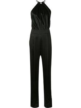 Michelle Mason комбинезон без рукавов с вырезом халтер M8194