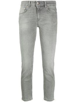 Dondup джинсы скинни с эффектом потертости DP405DSE251AE8DD