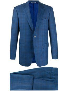 Canali костюм-двойка строгого кроя 11280BF00070