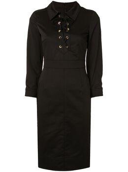 Paule Ka платье-рубашка 110R38