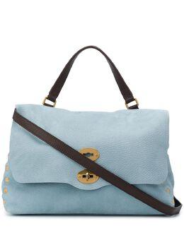 Zanellato сумка-тоут с поворотной застежкой 0613443