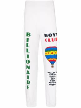 Billionaire Boys Club спортивные брюки с принтом B20262