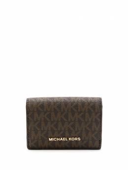 MICHAEL Michael Kors кошелек с монограммой 32H9GJ6D5B
