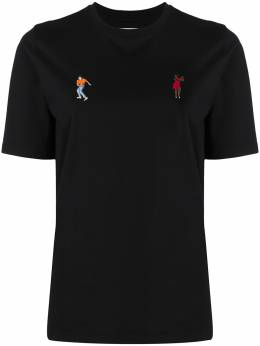 Kirin футболка Dancers с вышивкой KWAA001S20JER0031025
