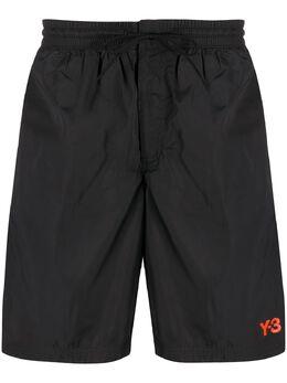Y-3 плавки-шорты с логотипом FN5715000