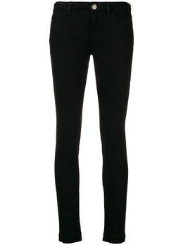 Dolce&Gabbana Queen patch skinny jeans FTAH7ZG8T27