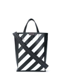 Off-White сумка-тоут с принтом OWNA039S20LEA0011001