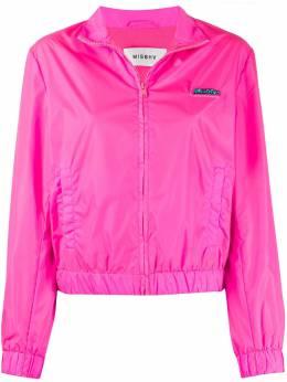 Misbhv спортивная куртка приталенного кроя 020W185