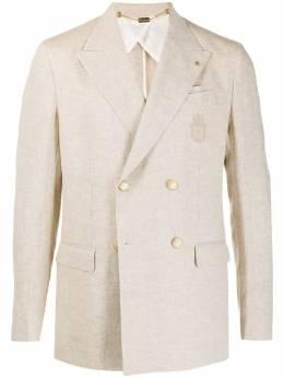 Billionaire двубортный пиджак I20CMRF1163BTE004N
