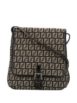 Fendi Pre-Owned сумка через плечо с узором Zucchino ENFEN0003