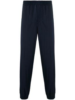 Ermenegildo Zegna Xxx брюки с эластичным поясом и складками CUCP207UPJ1
