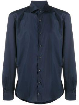 Fay поплиновая рубашка NCMA140259S