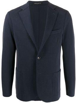 Frankie Morello однобортный пиджак FMS0510GC