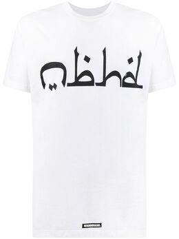 Neighborhood футболка с логотипом 201PCNHST19
