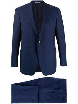 Canali костюм-двойка строгого кроя 19227BF00260