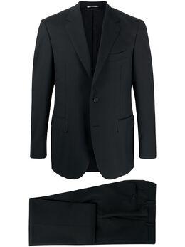 Canali костюм-двойка строгого кроя 11280BF00263