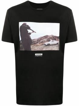 Neighborhood футболка с фотопринтом 201PCNONST01