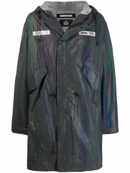 Neighborhood пальто оверсайз с капюшоном 201PPNHJKM01