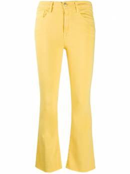 Frame расклешенные джинсы с завышенной талией LCMBRAC403
