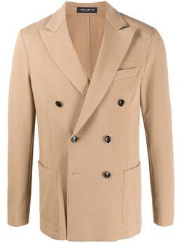 Frankie Morello двубортный пиджак FMS0511GC4032