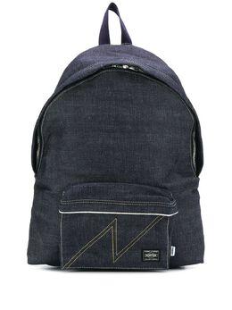 Neighborhood джинсовый рюкзак на молнии 201YSPTNCG01