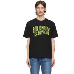 Billionaire Boys Club Black Arch Logo T-Shirt B20264