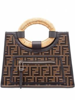 Fendi маленькая сумка-тоут Runaway Shopping 8BH353A652