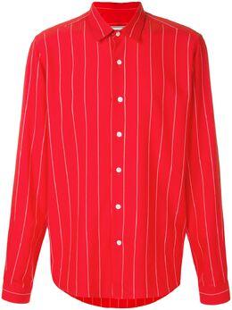 Ami Paris рубашка с классическим воротником H18C001415