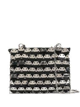 Paco Rabanne сумка на плечо Iconic 1969 20ESS0169MET105