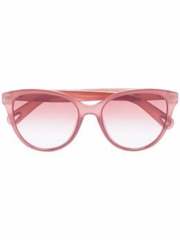 Chloe Eyewear солнцезащитные очки в оправе трапециевидной формы CE767S5417