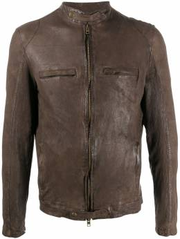 Salvatore Santoro куртка узкого кроя 38541UCAFFE