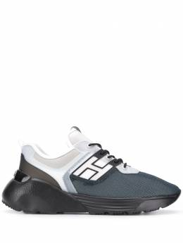 Hogan кроссовки с прозрачными вставками GYM4430CX20NZP65BV