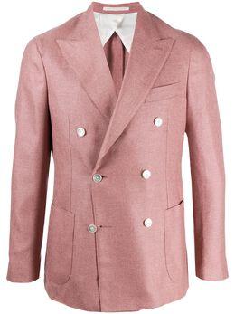 Barba двубортный пиджак GDP130602