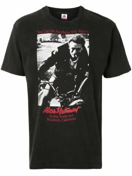 Fake Alpha Vintage футболка с принтом James Dean TS0181