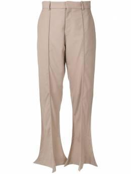 Y / Project расклешенные брюки Trumpet WPANT51ZZ